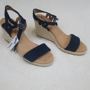 Sonoma Espadrille Wedge Sandals